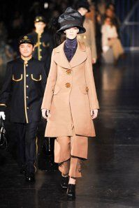 Vuitton - masculine and feminine, like a Cab Merlot blend