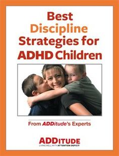 Best Discipline Strategies for ADHD Children
