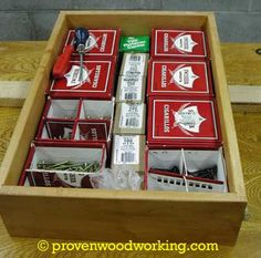 small cigar box storage