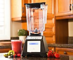 Start eating healthier in 2014 with a $499 Blendtec Designer Series premium Blender!