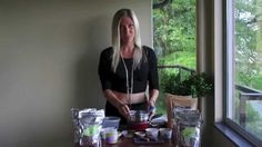 Learn how to make raw, vegan, superfood chocolates in this short video.
