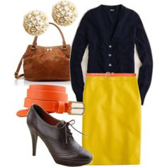 Cute work outfit! edgy work outfits, shoe