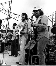 Willie Nelson and Waylon Jennings