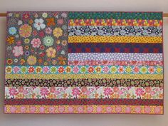 Flower Flag 2 by tinacurran on Etsy,