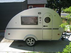 No reserveT@B (Tab) Camper / Tailgater - Clam Shell - Like Airstream - 2006