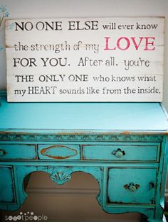 this will be in my future baby's room