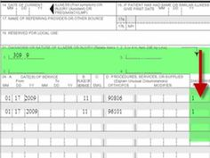 if then tips cms 1500 form