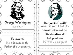 Founding Fathers Unit for grades 1-2 covers the Constitution, Branches of Government, James Madison, George Washington, Benjamin Franklin, John Adams, and Thomas Jefferson. This unit would also be great during Studies on Presidents (excluding B. Franklin