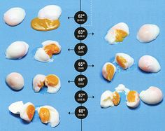 Lucky Peach's egg chart. 63 degrees looks just about right.