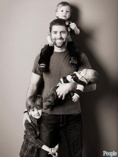 Josh Turner! I want a picture of my husband like this one day...so adorable!