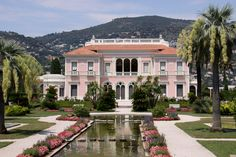 Villa Ephrussi de Rothschild, Saint-Jean-Cap-Ferrat, France