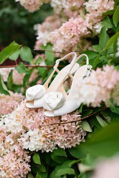 the perfect white wedding shoes from Kate Spade  http://www.weddingchicks.com/2014/01/27/handcrafted-wedding-2/