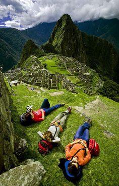Machu Picchu, Peru Oh, yes ♥ #shoppingblitz1summerforever