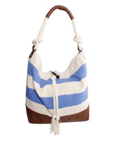 Soul Cal Deluxe Stripe Tote Bag