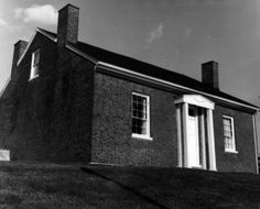 The Rankin house in Ripley served as a nighttime beacon for runaway slaves as they crossed the Ohio River.