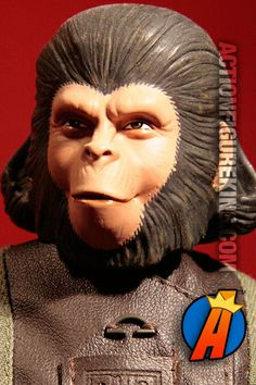 Planet of the Apes 12-Inch Zira Figure from Sideshow Collectibles. Limited edition of of only 4,000 pieces worldwide. #planetoftheapes #zira #sideshowcollectibles #sideshow