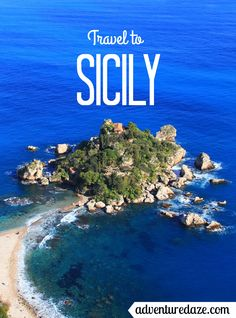Sicily, the largest