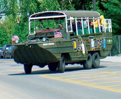 Chattanooga Ducks Tours