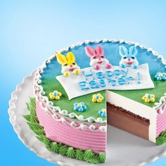 Dairy Queen® cake for your Easter celebration