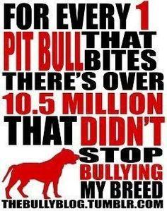Pit Bull wisdom pitties-big-and-small