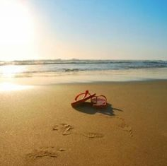 Life is better in flip flops! #summer #beach #endlesssummer #SwimSpot