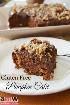 Gluten Free Pumpkin...