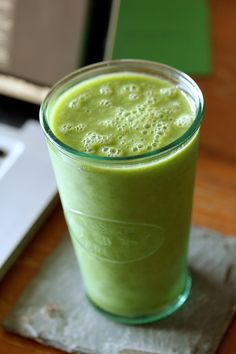 "Healthy ""Limeade"" Smoothie"