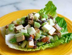 tofu apple salad