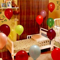 Kids PRICELESS Morning Birthday Surprise!...My girls would love this! Heck I'd love this, lol!