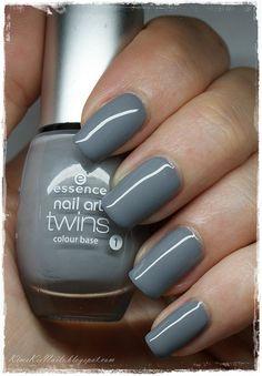 #Essence #Romeo, #Grey essence colour & go http://www.essence.eu/