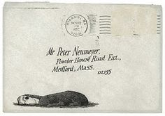 from Floating Worlds: The Letters of Edward Gorey & Peter F. Neumeyer