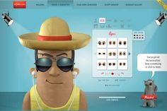 55 sites pour créer son avatar en ligne