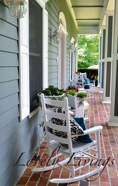 Porch Panache #projectinspired