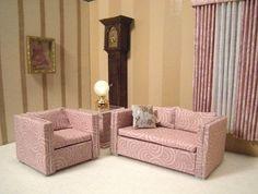 Miniature Modern living room suite
