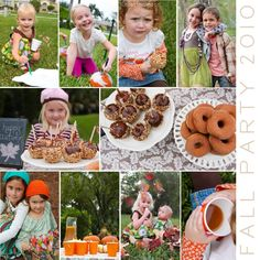 Throw a Fall Party for Kids!