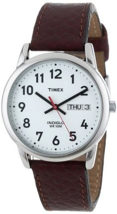 Men's Watches  - Pin it :-) Follow us .. CLICK IMAGE TWICE for our BEST PRICING ... SEE A LARGER SELECTION of men's watches   at  http://azgiftideas.com/product-category/mens-watch/  - gift ideas , valentines , mens  - Timex Men's T20041