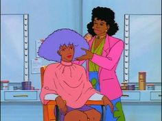 """Shana Elmsford from """"The Holograms"""""""