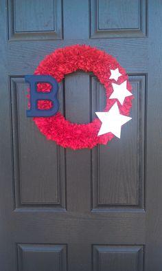 July 4th Wreath :)