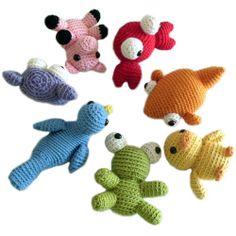 Amigurumi Ball Animal : Crochet Ball on Pinterest Amigurumi, Smiley Faces and ...