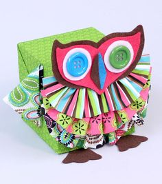 creativ gift, creativ project, unique gift wrapping ideas, project idea, craft idea, fabric owl, owl craft, gift idea, owls