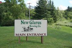 (WISCONSIN) New Glarus Brewing Company