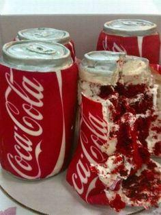 Coca Cola cake???