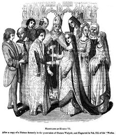 The Marriage of Henry VI to Margaret of Anjou