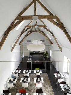 The d-hotel is located in Kortrijk, Belgium.