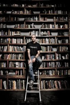 The library of Henry Rollins