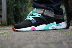 Quincy Renon – Puma Blaze Of Glory SneakerFreaker