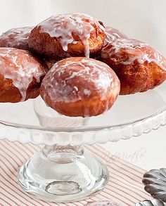 Pączki /   Authentic recipe from Poland