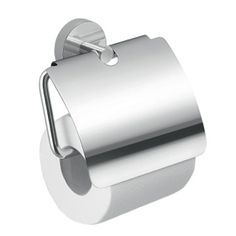 Toilet Paper Holder Chrome Toilet Paper Holder With Cover 2325-13 Gedy 2325-13