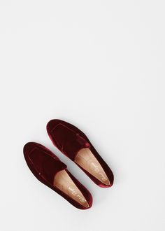 Robert Clergerie Sikoth Loafer (Red)