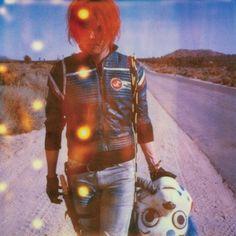 GERARD WAY My Chemical Romance ~ by Neil Krug